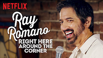 Is Ray Romano: Right Here, Around the Corner on Netflix Italy?